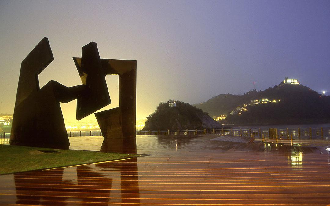 Visitando San Sebastián de la mano de Chillida y Oteiza