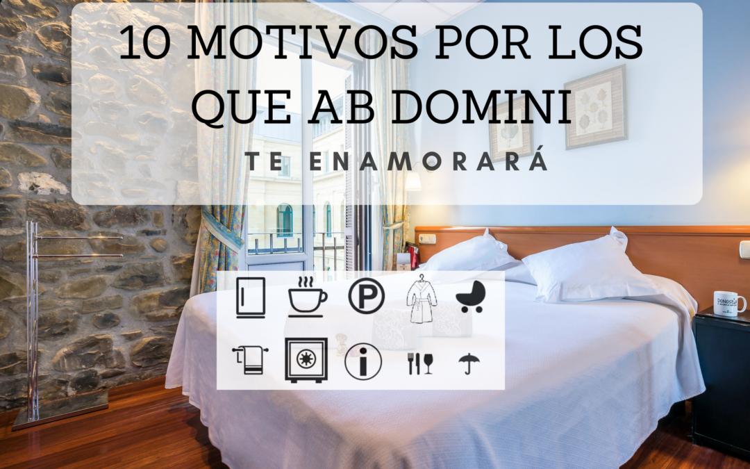 10 Motivos por los que Ab Domini te Enamorará