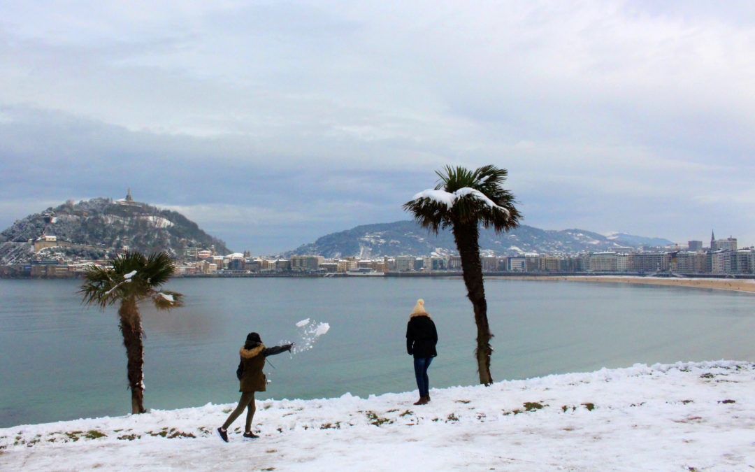 Gran Nevada en San Sebastián